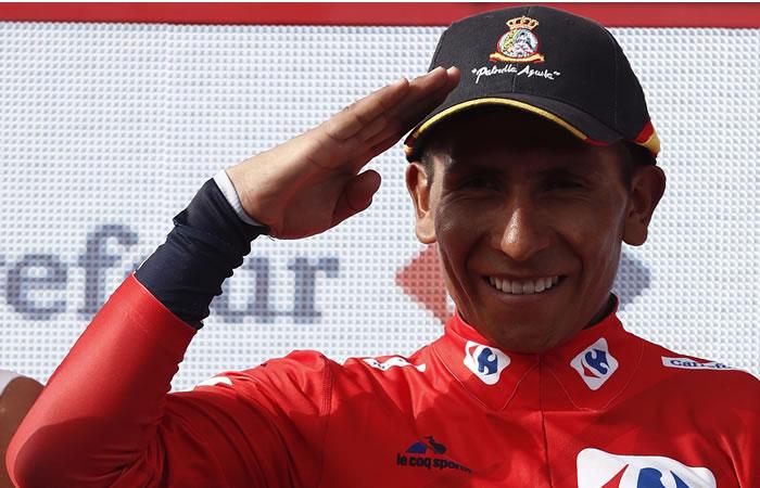 Nairo Quintana lucía así en sus primeras carreras