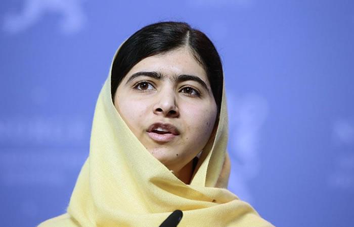 En 2014, Malala Yousafzai compartió el premio con el activista indio Kailash Satyarthi. Los dos donaron el dinero para financiar proyectos para los niños. Foto: EFE