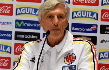 """Selección Colombia: """"El resultado fue justo"""" Pekermán"""
