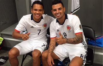 Selección Colombia: Edwin Cardona se convirtió en héroe con este golazo