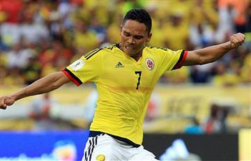 """Carlos Bacca: """"Espero que el próximo partido pueda anotar un gol"""""""