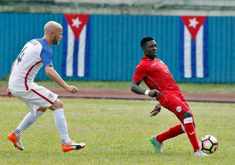 En FOTOS y VIDEO, el amistoso histórico entre Cuba y EE.UU.