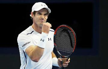 Andy Murray gana su primer China Open