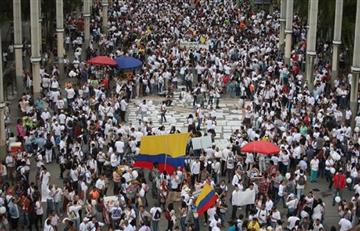 """""""Marcha del silencio"""" por víctimas del conflicto ya esta lista"""