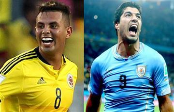 Colombia vs. Uruguay: Previa, datos y alineaciones