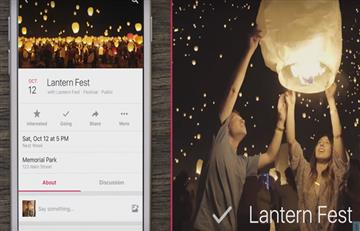 Facebook Events, la nueva App de la red social