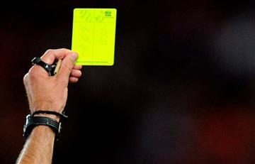 Fútbol: debuta la primera tarjeta verde