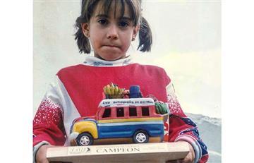Mariana Pajón cumple 25 años y así lo celebra