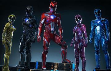 Power Rangers: Estrena nuevo tráiler
