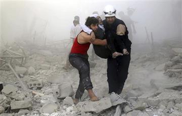 Ataque suicida en Alepo