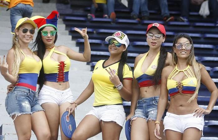 Colombia empató con Uruguay y nadie vio esto