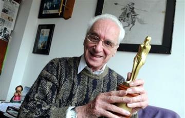 Falleció Fausto Cabrera, pionero de la televisión colombiana
