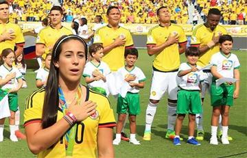Selección Colombia: ¿Quién interpretará el himno nacional?