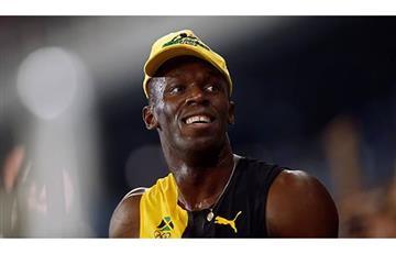 Usaín Bolt dona esta cantidad a las víctimas de Haití