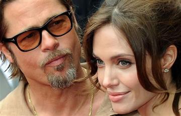 Brad Pitt poco a poco recupera la calma tras su divorcio