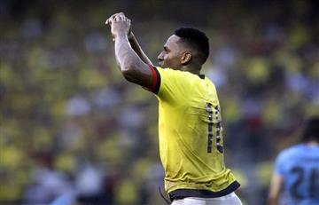 Colombia le empató a Uruguay con estos golazos