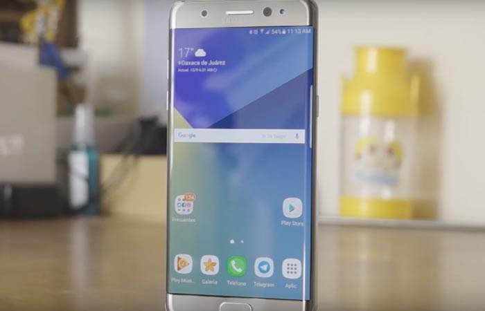 Galaxy Note 7: Samsung entrega a usuarios kit a prueba de incendios