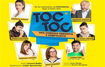 No te pierdas 'Toc Toc' una obra teatral compulsiva y obsesiva