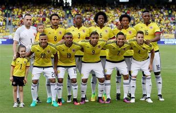 Selección Colombia: Así quedó la 'tricolor' en la clasificación