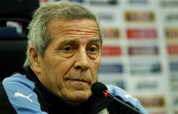 """Tabárez: """"Es la primera vez que no pierdo en Barranquilla"""""""