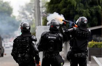 Universidad de Antioquia evacuada por actos vandálicos