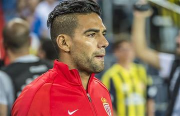 Falcao García no jugará con Mónaco