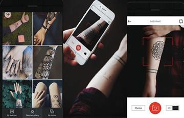 INKUNTHER: ¿Cómo ver un tatuaje en tu piel antes de hacértelo?