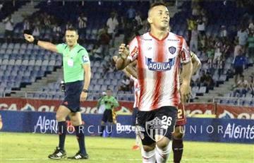 Los penaltis dejaron al Junior en la final de la Copa Colombia