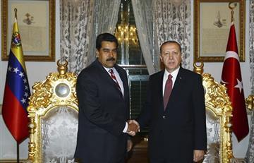 Maduro amenaza con un golpe de Estado peor que el de Turquía
