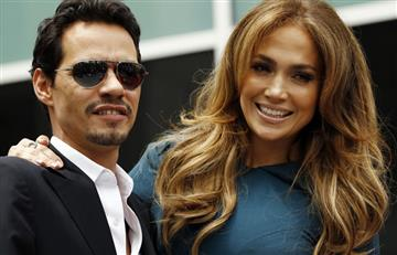 Snapchat: Jennifer López y Marc Anthony juntos en vídeo