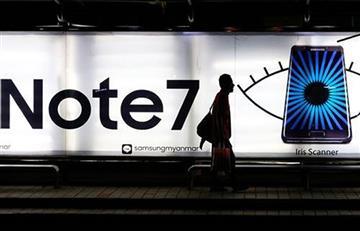 Galaxy Note 7: Samsung estima pérdidas de 3.100 millones de dólares