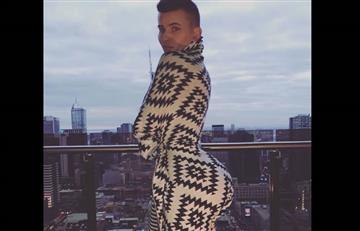 Instagram: Kim Kardashian tiene su versión en masculino