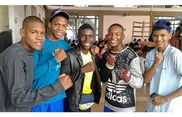Johan Reina, boxeador colombiano fue robado y baleado