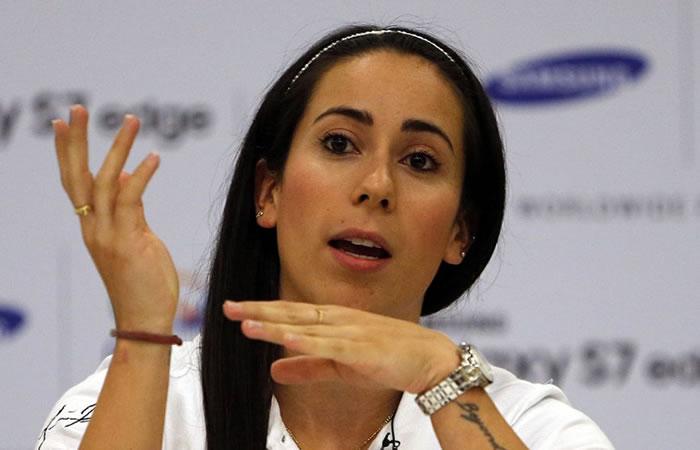 Mariana Pajón no es la mejor en BMX según la UCI