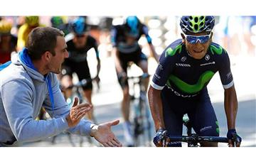 Nairo Quintana tiene un objetivo que no es el Tour de Francia
