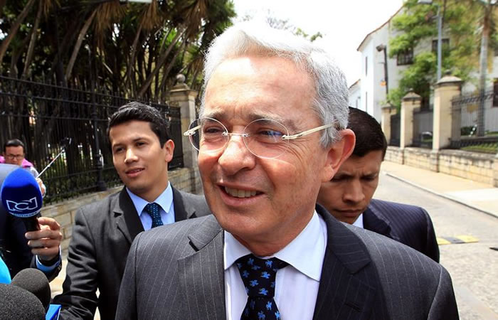 The New York Times: Uribe,