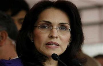 Viviane Morales pide que los cristianos sean considerados víctimas del conflicto