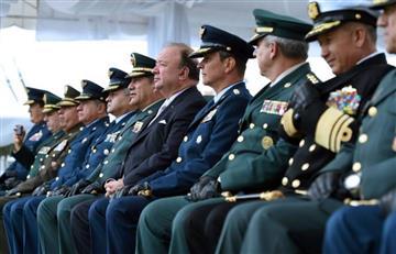 Archivan investigación contra ministro de Defensa y cúpula militar