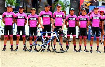 El Manzana Postobón Team será continental profesional en 2017