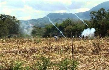 Un policía muerto tras enfrentamiento con indígenas