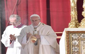 """El papa pide rezar """"no para vencer la guerra, sino para vencer la paz"""""""