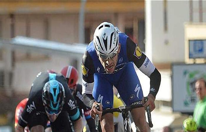 Fernando Gaviria sufrió caída que lo retira del Mundial de Ciclismo en Doha
