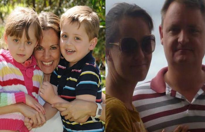 Familia colombiana hallada muerta en Australia