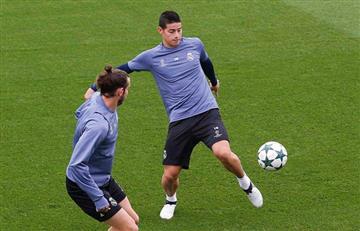 James Rodríguez convocado para jugar en la Liga de Campeones