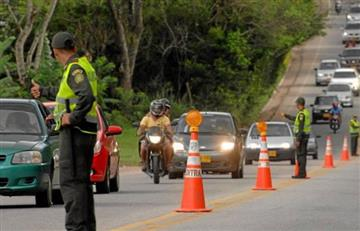 Plan retorno: semáforos intermitentes y reversibles