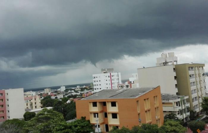 Barranquilla: Inusual fenómeno aparece en el cielo