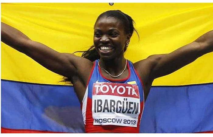 Caterine Ibargüen nominada como mejor atleta de 2016