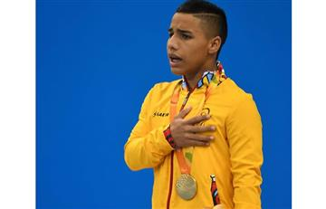 Daniel Serrano, segundo mejor atleta paralímpico del mundo