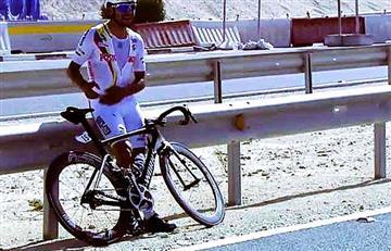 Fuerte crítica de la prensa a Colombia en mundial de Ciclismo