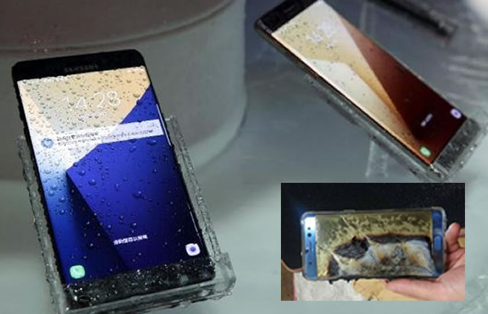 Galaxy Note 7: Samsung ofrece recambio en aeropuertos
